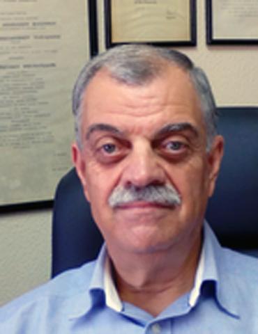 Dr. Silas Michaelides